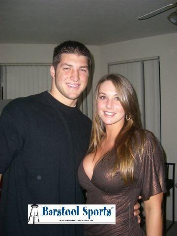 I present to you Tim Tebow's