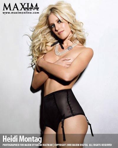 Heidi Montag Maxim