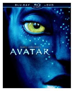 Avatar on dvd blu ray tomorrow